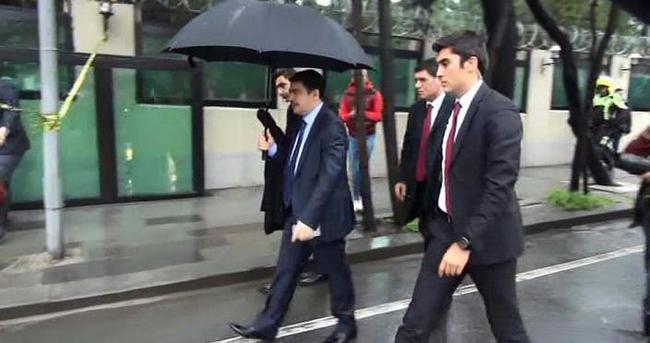 İstanbul Valisi olay yerinde