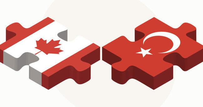 Türkiye-Kanada istişareleri başlıyor