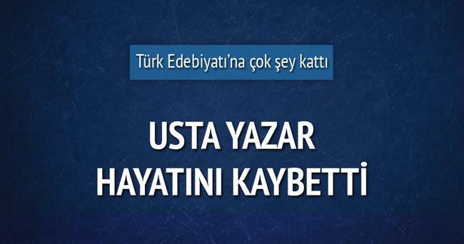 Gazeteci yazar Ahmet Oktay Börtecene, hayatını kaybetti.