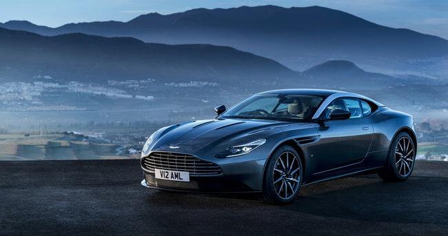 Aston Martin DB11 Cenevre'de boy gösterdi