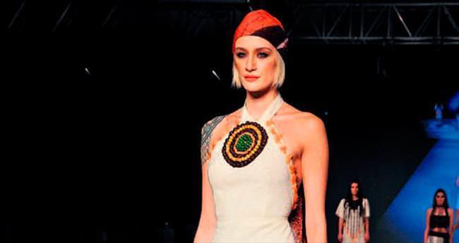 Denizli'de moda rüzgarı