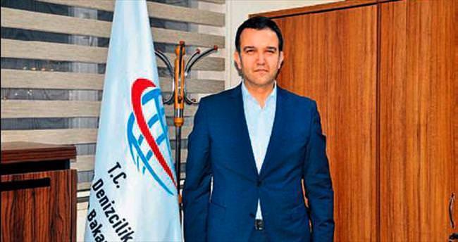 Mersin Liman Başkanlığına Murat Harun Baştürk atandı