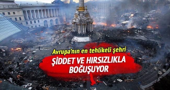 En tehlikelisi Kiev
