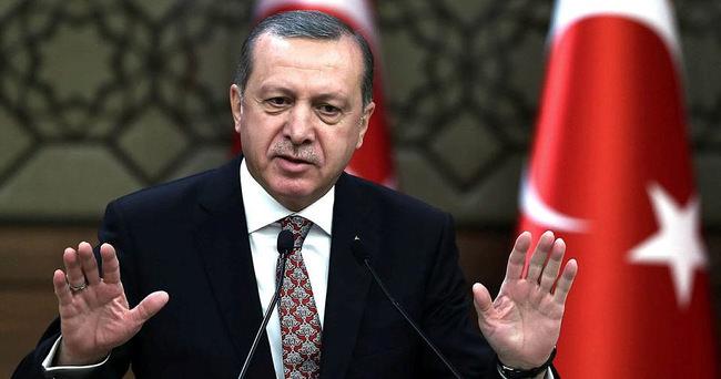 Cumhurbaşkanı Erdoğan: Suriye'nin kuzeyine 4 bin 500 kilometrekarelik bir şehir kuralım