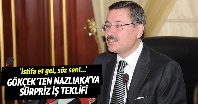 Gökçek'ten videolu Nazlıaka açıklaması!