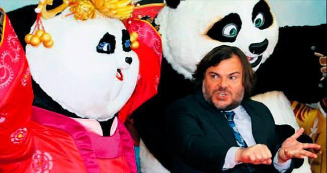 Berlin'de Panda şov!