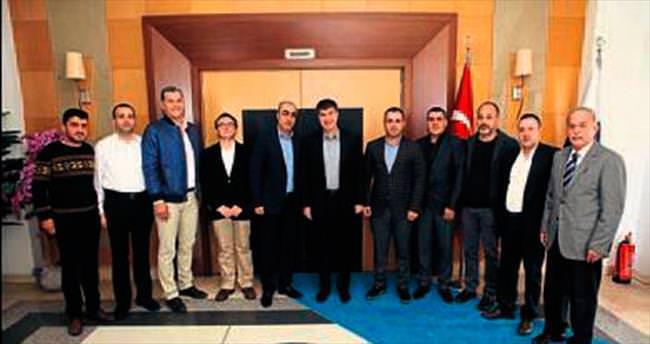 Atatürk Parkı esnafına müjde