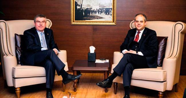 Türkiye ile IOC kolları sıvadı