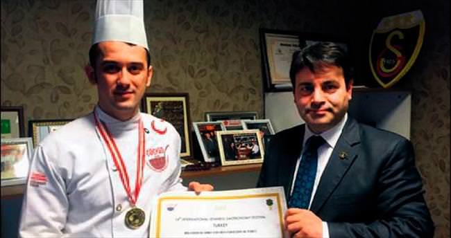 Ramada mutfağına altın madalya