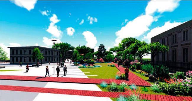 İzmit'e iki büyük proje