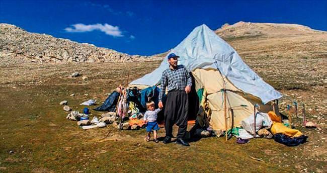 Aladağlar'da Türkmenler yaylaya çıktı