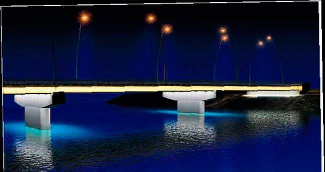 Aksu Köprüsü'nün yenisi yapılacak