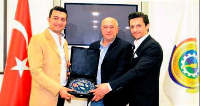 Bursalı genç girişimcilerden Karacabey TSO'ya ziyaret