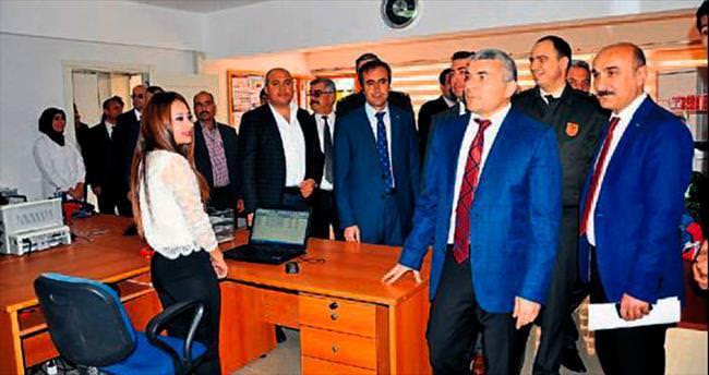 HEM İrtibat Bürosu birimleri hizmete açıldı
