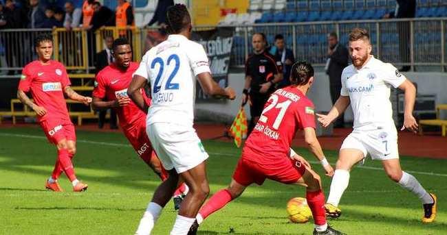 Antalyaspor'a Arslan pençesi!
