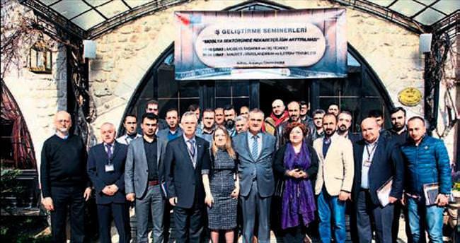 ATSO mobilyacılara eğitim semineri verdi