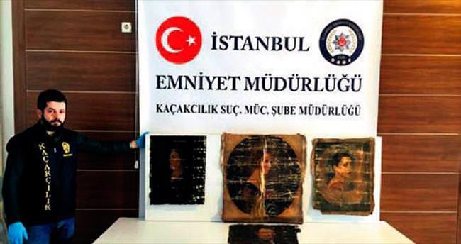 Lazar Binenbaum'un kayıp tabloları İstanbul'da bulundu