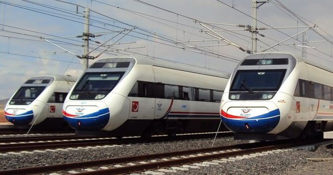 Siemens yüksek hızlı tren için Türkiye'de ortak arıyor
