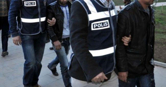 Sivas'ta terör operasyonu: 18 gözaltı