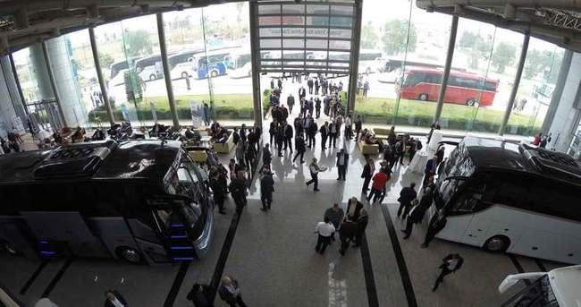 Maraton ve Safir Plus otobüs sektörüyle buluştu