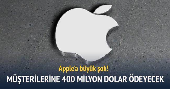 Apple 450 milyon dolar uzlaşma bedeli ödeyecek!
