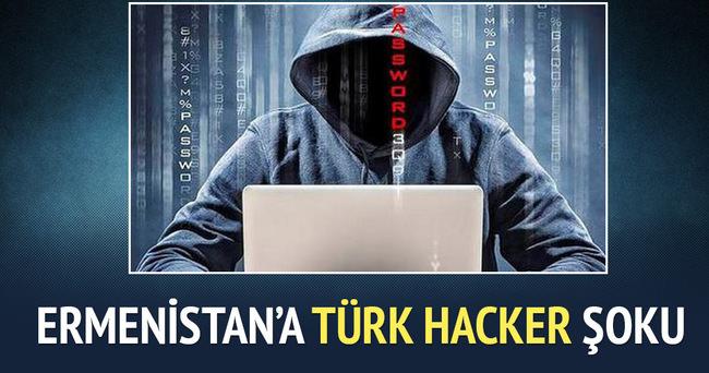Türk hackerler Ermenistan Merkez Bankası'nı hackledi