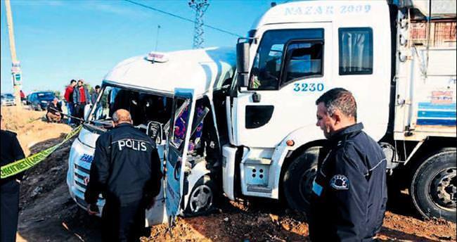 Kazaya yol açan sürücülere dava