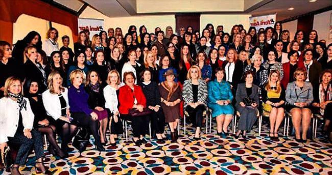 Kadınlar güç birliği yapacak