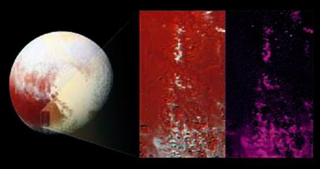 Plüton'da ilk kez bulut görüldü