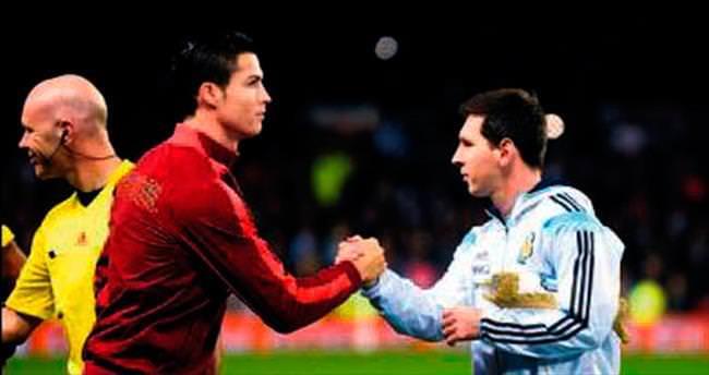 Messi-Ronaldo tartışması can aldı!