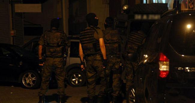 Kocaeli'de PKK operasyonu: 12 gözaltı