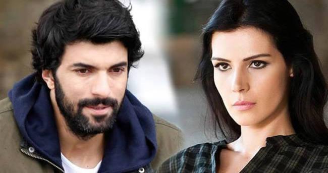 Engin Akyürek'in yeni partneri Hatice Şendil