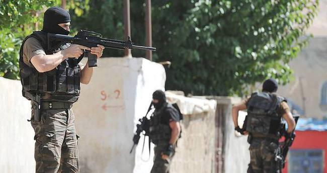 Ağır yaralı halde 6 teröristi öldürdüler
