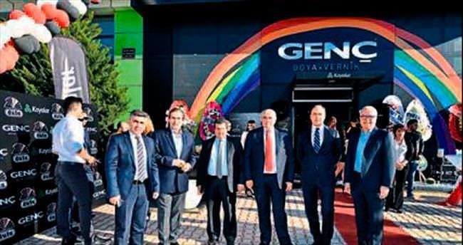 Boya Teknolojisi Merkezi açıldı