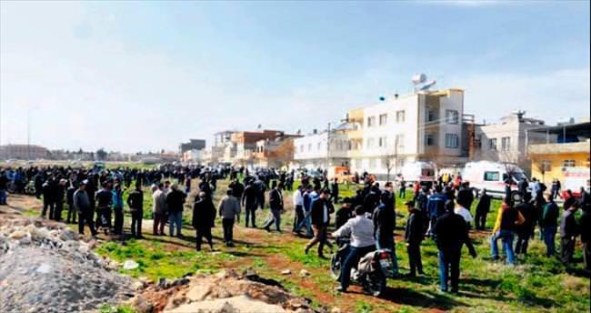 Kilis'e 8 roket mermisi düştü: 2 ölü, 3 yaralı