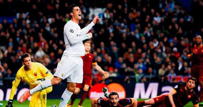 Malumun ilamı Ronaldo'dan!