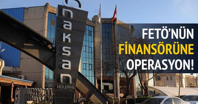 FETÖ'nün finansörüne operasyon!