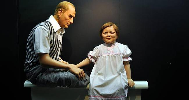 160 balmumu heykeli müzede