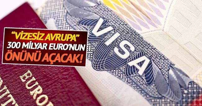 'Vizesiz Avrupa' iş adamının önünü açacak