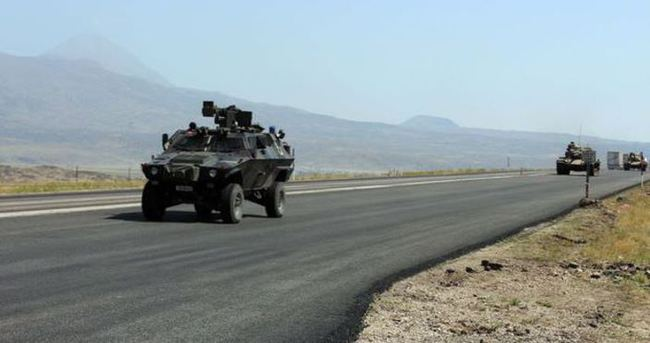 Tunceli'deki 11 bölgede geçici askeri güvenlik bölgesi ilan edildi
