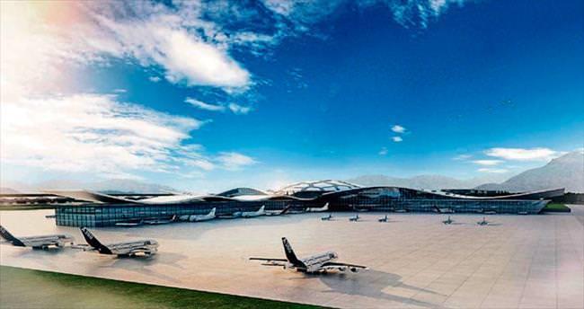 3. Havalimanı için yer seçimi tamam