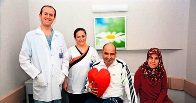 Egepol'de kameralı kalp ameliyatı