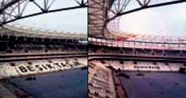 Beşiktaş bugün Vodafone Arena'da