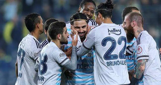 Fenerbahçe - Braga maçı muhtemel 11'ler