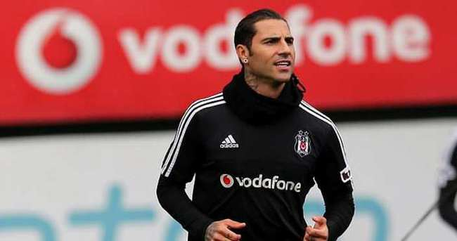 Beşiktaş'ta Quaresma sevinci