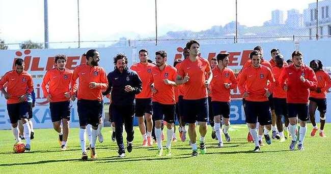 İşte Trabzonspor'un muhtemel 11'i