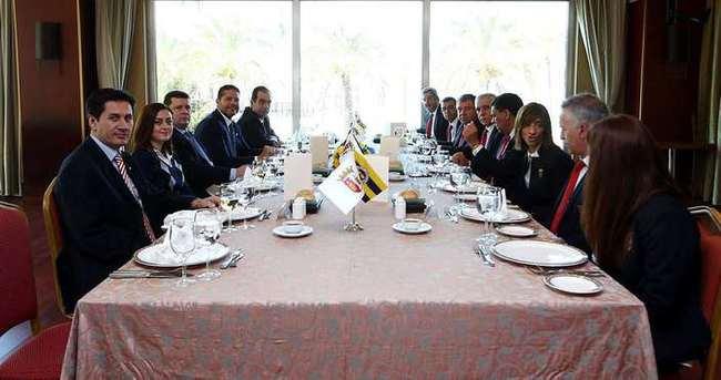 Fenerbahçe ve Braga yöneticileri bir araya geldi