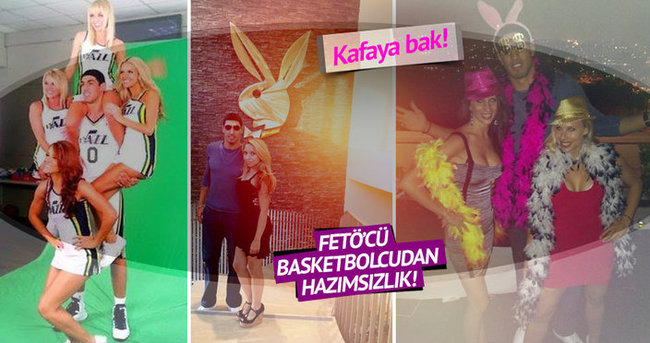FETÖ'cü basketbolcu Enes Kanter'den hazımsızlık!