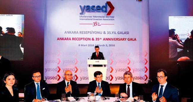 YASED: Yatırımda hedef 50 milyar dolar çekmek