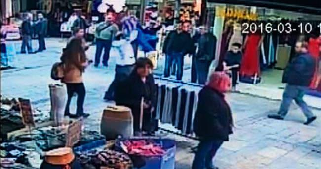 İzmir'de utanç görüntüleri